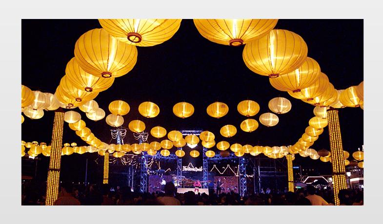 "Festival of Light ""Fantomatico!"""