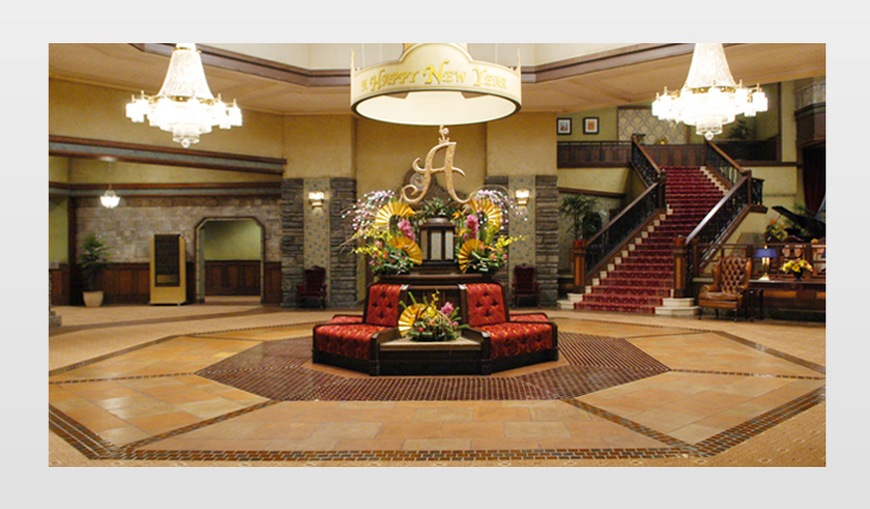 Lobby, Hotel Avanti