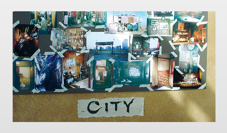 TOWN for the FILMS - From City Into Village